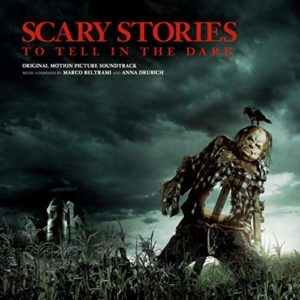 Carátula BSO Scary Stories to Tell in the Dark - Marco Beltrami y Anna Drubich