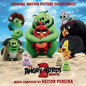Carátula BSO The Angry Birds Movie 2 - Heitor Pereira