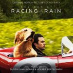 Carátula BSO The Art of Racing in the Rain - Dustin O´Halloran y Hauschka