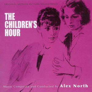 Carátula BSO The Children´s - Hour Alex North