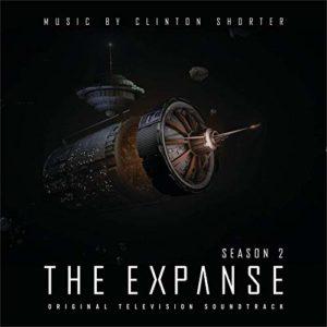 Carátula BSO The Expanse: Season 2 - Clinton Shorter