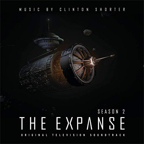Sleeping Giant Records edita la banda sonora The Expanse: Season 2 & 3