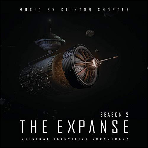 Sleeping Giant Records edita la banda sonora The Expanse: Season 2 & 3