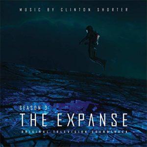 Carátula BSO The Expanse: Season 3 - Clinton Shorter