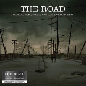 Carátula BSO The Road - Nick Cave y Warren Ellis