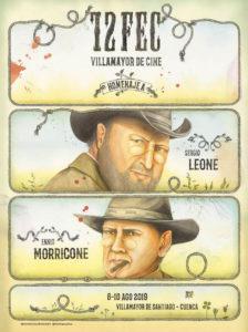 Cartel XII edición Villamayor Cine