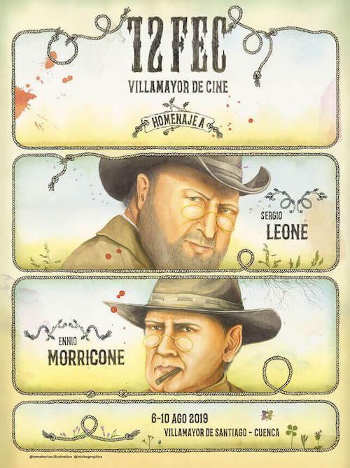 Villamayor de Cine homenajea a Sergio Leone y Ennio Morricone