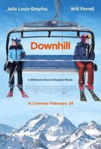 Póster Downhill