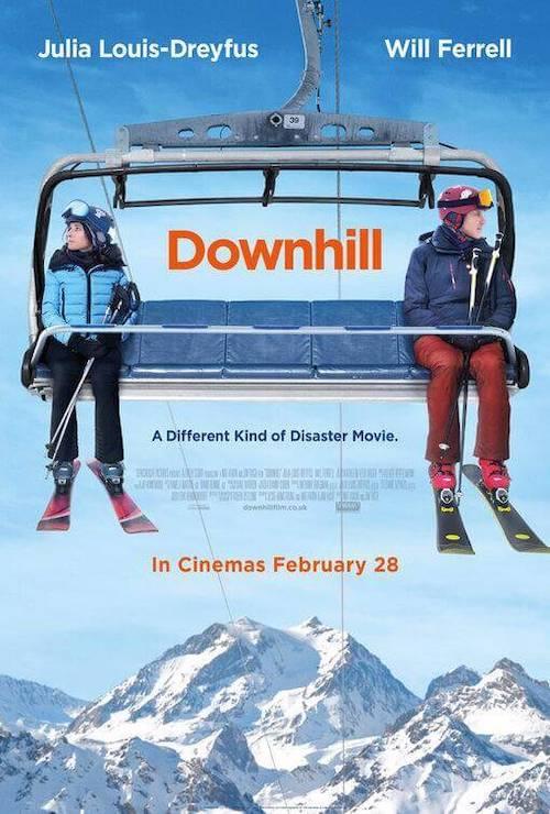Hauschka para la comedia dramática Downhill