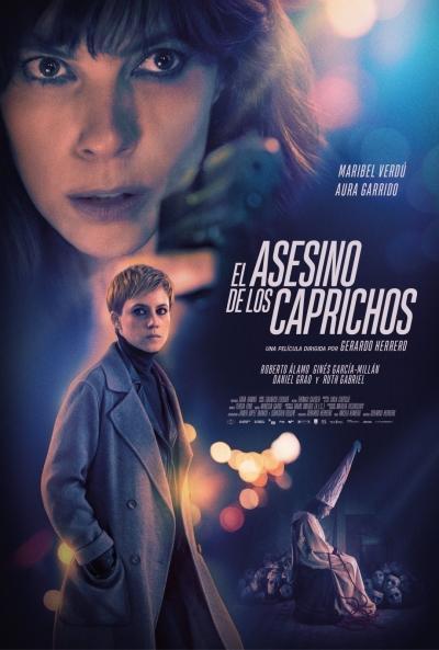 Vanessa Garde para el drama El asesino de los caprichos