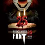 Cartel FANT 25