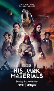 Póster His Dark Materials