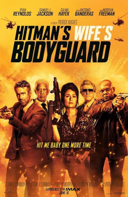 Atli Örvarsson para la secuela The Hitman's Wife's Bodyguard
