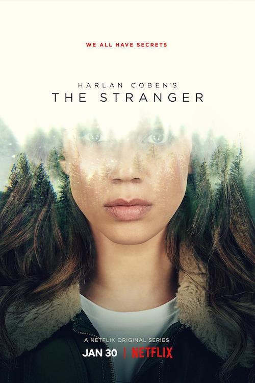 David Buckley para la serie The Stranger
