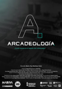 Póster Arcadeología