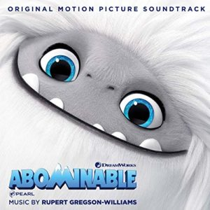 Carátula BSO Abominable - Rupert Gregson-Williams