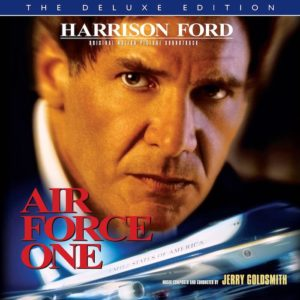 Carátula BSO Air Force One: The Deluxe Edition - Jerry Goldsmith