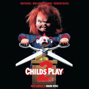 Carátula BSO Child's Play 2 - Graeme Revell