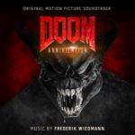 Carátula BSO Doom: Annihilation - Frederik Wiedmann