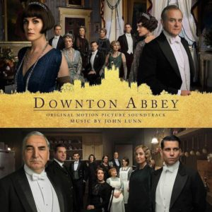 Carátula BSO Downton Abbey - John Lunn