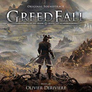 Carátula BSO Greedfall - Olivier Derivière