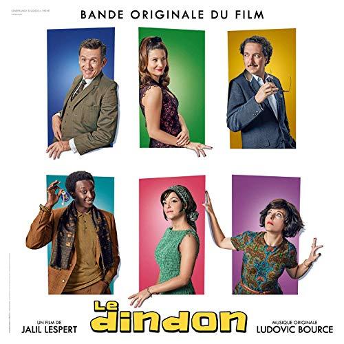Pathé Production edita la banda sonora Le dindon