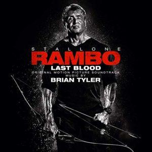 Carátula BSO Rambo: Last Blood - Brian Tyler