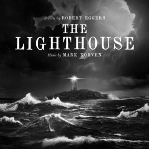 Carátula BSO The Lighthouse - Mark Korven