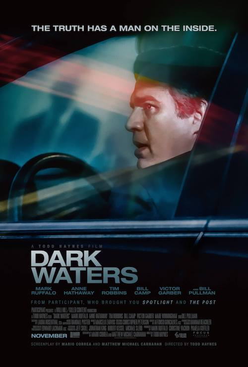 Marcelo Zarvos para el drama Dark Waters