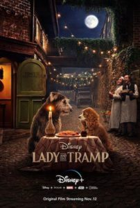 Póster Lady and the Tramp