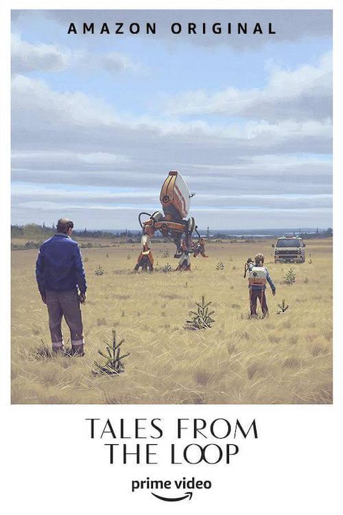 Philip Glass y Paul Leonard-Morgan en la serie Tales from the Loop