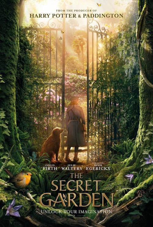 Dario Marianelli para el drama de fantasía The Secret Garden