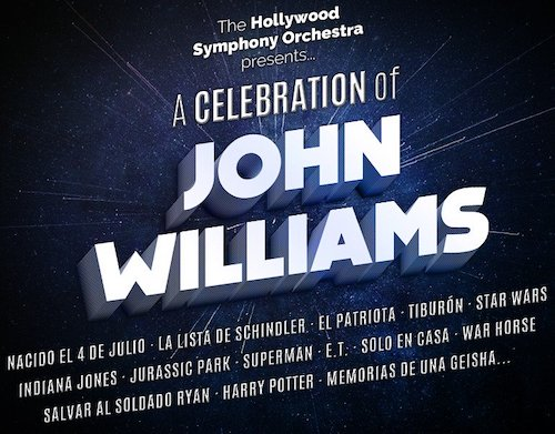 Concierto A Celebration of John Williams en A Coruña