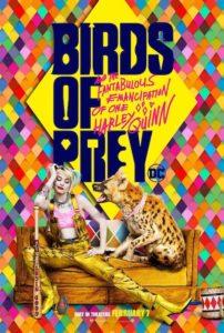 Póster Birds of Prey