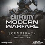 Carátula BSO Call of Duty Modern Warfare - Sarah Schachner