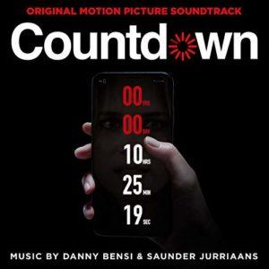 Carátula BSO Countdown - Danny Bensi y Saunder Jurriaans