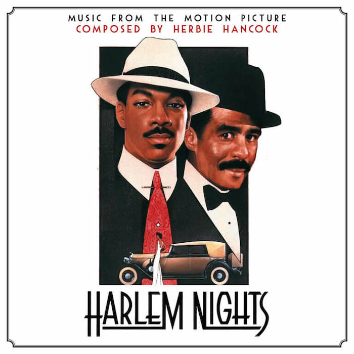 Quartet Records edita Harlem Nights de Herbie Hancock