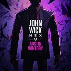 Carátula BSO John Wick Hex - Austin Wintory