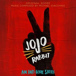 Carátula BSO Jojo Rabbit - Michael Giacchino