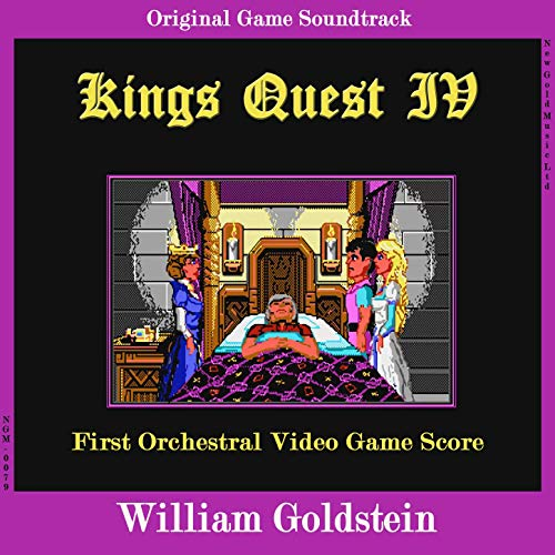 New Gold Music edita la banda sonora King's Quest IV