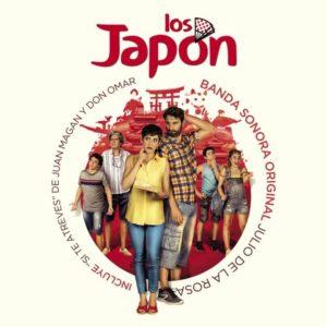 Carátula BSO Los Japón - Julio de la Rosa