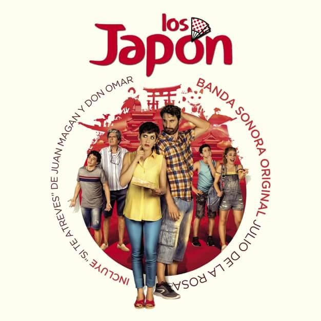 Atresmúsica edita la banda sonora Los Japón