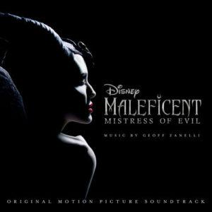 Carátula BSO Maleficent: Mistress of Evil - Geoff Zanelli