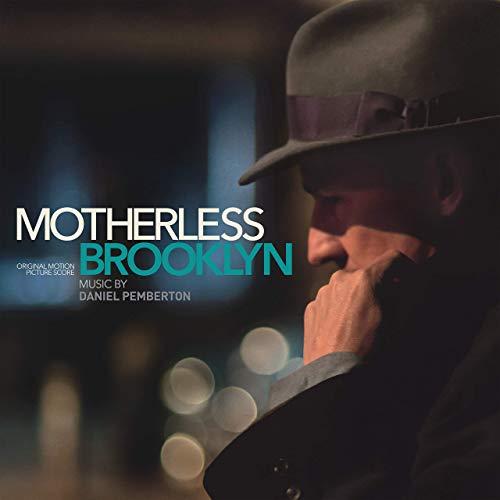 Carátula BSO Motherless Brooklyn - Daniel Pemberton