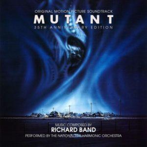 Carátula BSO Mutant: 35th Anniversary - Richard Band