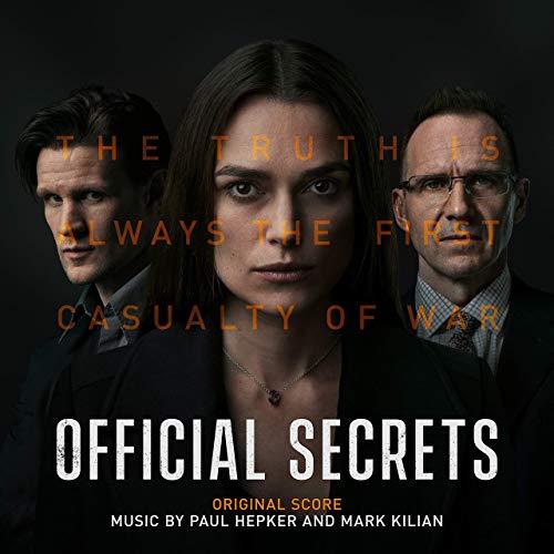 BMG edita la banda sonora Official Secrets