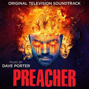 Carátula BSO Preacher - Dave Porter
