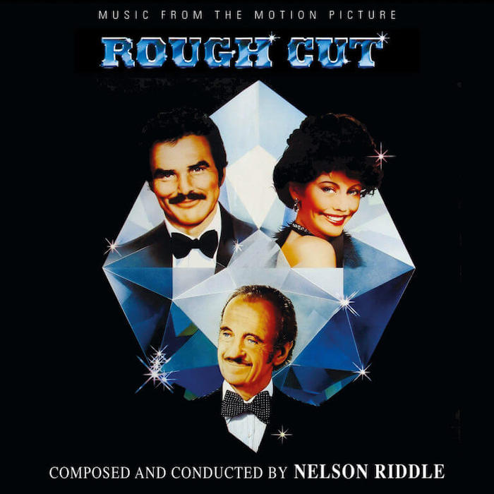 Quartet Records edita Rought Cut de Nelson Riddle