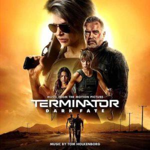 Carátula BSO Terminator: Dark Fate - Tom Holkenborg