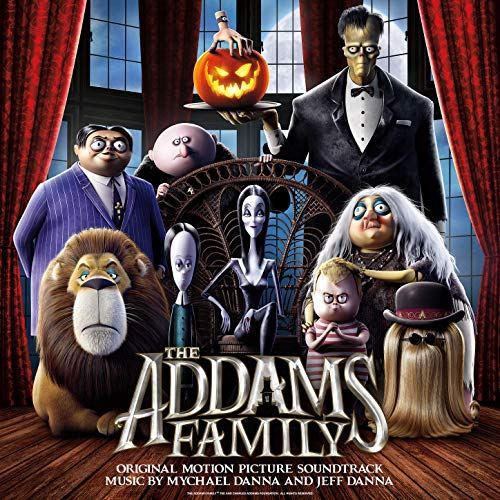 Lakeshore Records edita la banda sonora The Addams Family